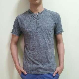 Penshoppe Gray Shirt
