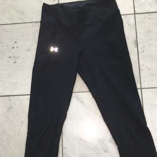 Under Armour 3/4 Tights Size S