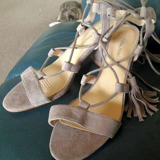 Brand New Isabella Anselmi Tieup Heels
