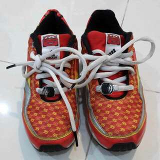 Lighting MCQueen Adidas Shoe-for 6 Year Old