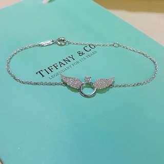 Tiffany & Co. Angel Necklace