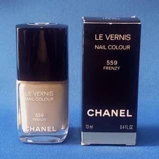 Chanel Nail Polish - No. 559 FRENZY
