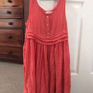 Quirky Circus Watermelon Sundress