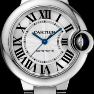 NEW CARTIER BALLON BLEU WOMEN'S LUXURY WATCH-W6920084  (Authentic)