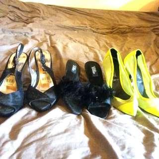 shoes set size 6