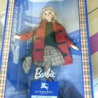 Barbie Burberry Blue Label (Japan Only)