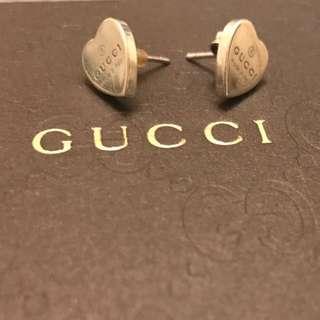 Gucci Heart Earrings