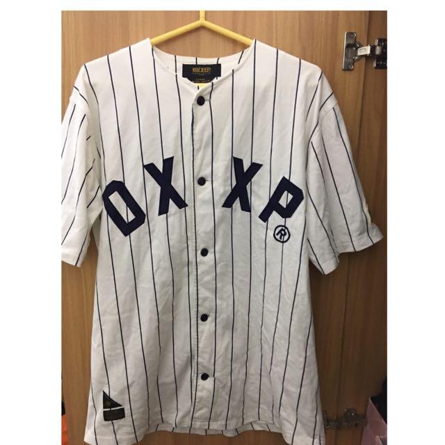 10deep 棒球衫 L號 ⚾️