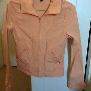 H&M Pastel Orange Jacket