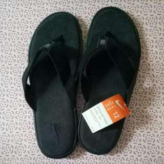 (Reprice) Black Nike Sandal Original