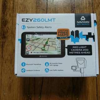 Navman GPS Unit (EZY260LMT)