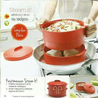 Tupperware - Steam It