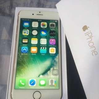 iPhone 6+ 64 Giga GOLD
