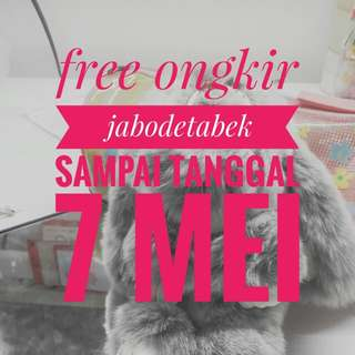 Free Ongkir Popbox Jabodetabek
