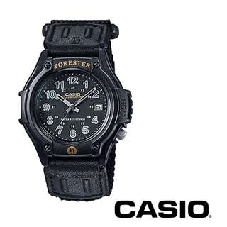 [Ready Stock] Casio FT 500WC 1B Unisex Men Ladies Classic Simple Black Resin Analog with Date Display Watch New