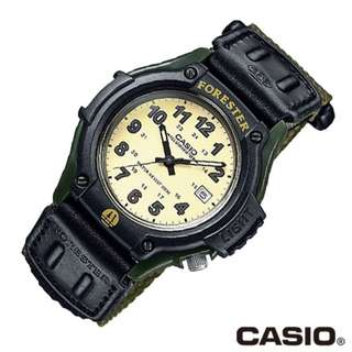 [Ready Stock] Casio FT 500WC 3B Unisex Men Ladies Classic Simple Black Resin Analog with Date Display Watch New