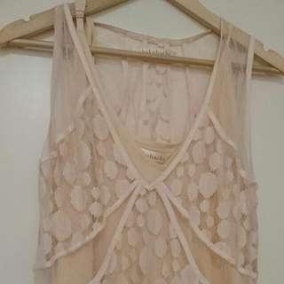 Shakuhachi Avalon Dress Small Size