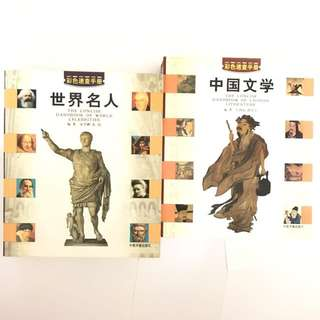 Chinese Books (literature And History)