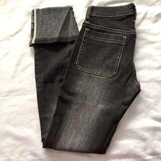 GASP Straight Leg Denim Jeans