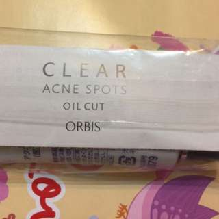 ORBIS和漢淨肌淨痘美容液