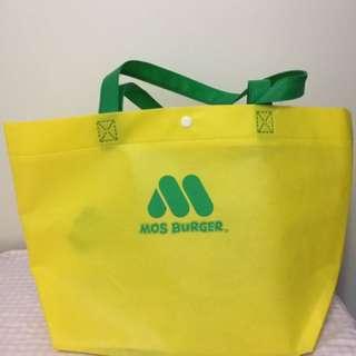 🚚 摩斯購物袋