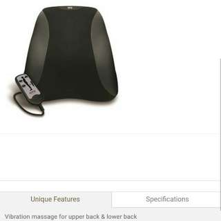 *Sale*(w Warranty) OTO Back Support Spinal Massager