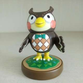 Amiibo Animal Crossing Blanthers