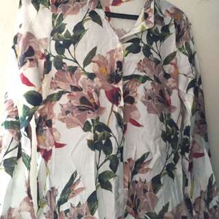 Floral Long Sleeve From SM Woman