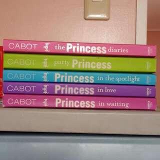 Princess Diaries Series Bundle