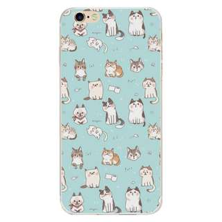 IPhone 6+ Cat Phone Cover