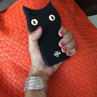 Valfre Bruno Black Cat Phone Cover For iPhone