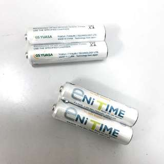 GS YUASA (eniTime) 充電池 3A