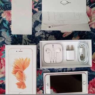 iPhone 6s 16gb Rosegold Smart Locked