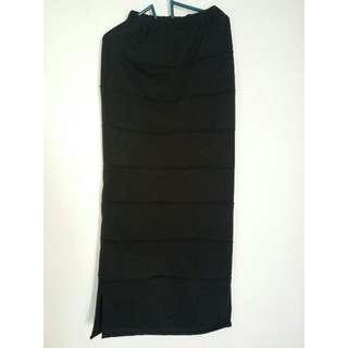 Skinny Skirt Black