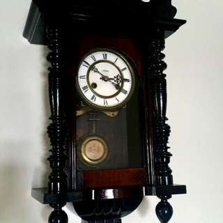 Over 70 Years Antique Chime Clock
