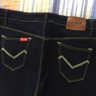 Jag Skinny Jeans (size 33)