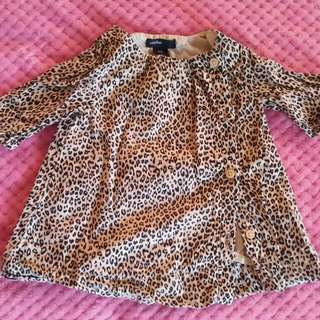 baby gap blouse