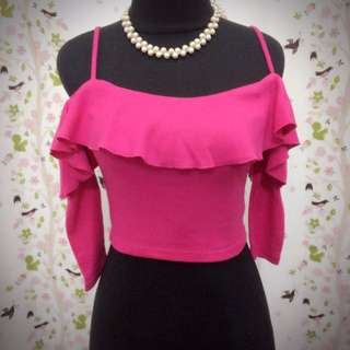 Zara Original Pink