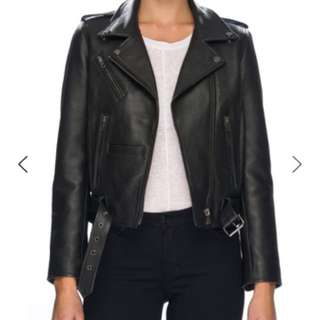 Neuw Leather Jacket