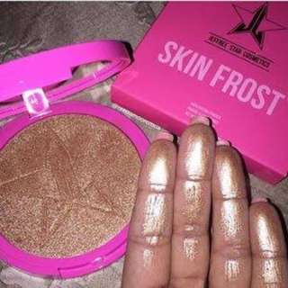 JEFFREE STAR SKIN FROST SO GOLD