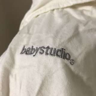 Baby Studio SMALL swaddle Velcro Wrap Newborn 0-3