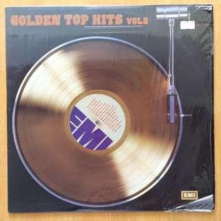 EMI Golden Top Hits vinyl 黑膠