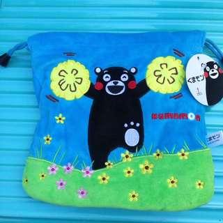 🚚 熊本熊束口袋