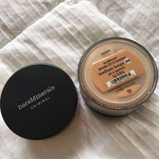 Brand New Authentic Bare Minerals Original SPF 15 Powder Foundation