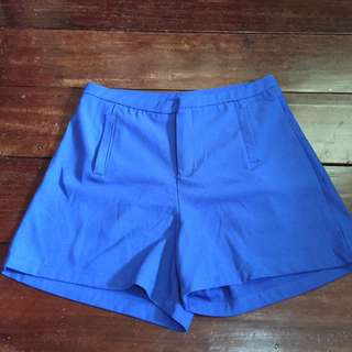 Semi HW blue Shorts