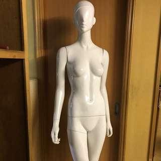 時裝店 展示服裝 展示模特兒 公仔 Dummy Model