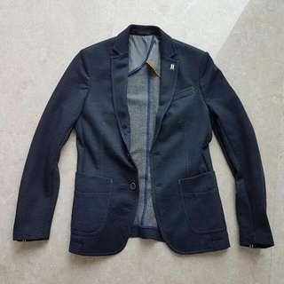Zara Black Blazer Jacket