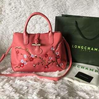 Longchamp Roseau Sakura Edition