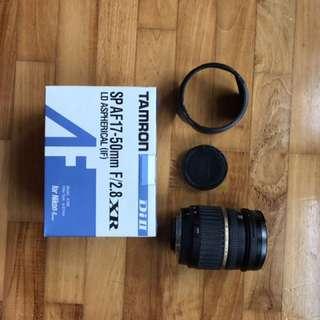 Tamron 17-50 Nikon Mount