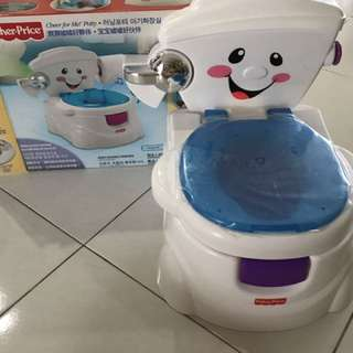 Children Training Potty Or Toilet Bowl